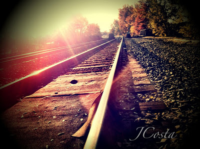 train tracks will lead you home